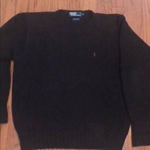 Ralph Lauren Polo Men's Black sweater